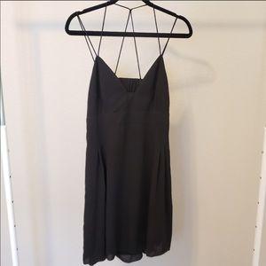 Express mini polyester dress size 12